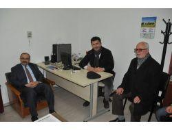 İsmail Ustaoğlu, Açgd'yi Ziyaret Etti