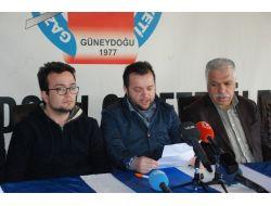 Trabzonlu Tatlı, Milletvekili Aday Adaylığını Diyarbakır'da Açıkladı