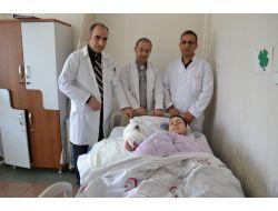 İş Kazasında Kolu Kopan Suriyeli Ameliyat Edildi