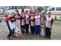 Bartın'da Okullar Arası Bocce Müsabakaları Sona Erdi