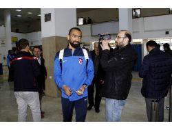 Trabzonspor İtalya'ya Gitti
