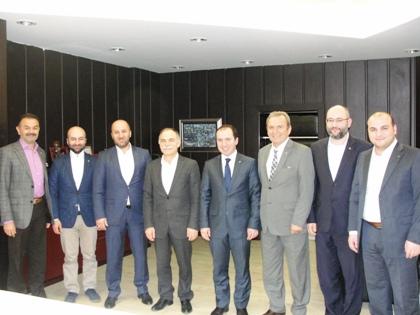 MÜSİAD'dan OMÜ'ye İşbirliği Çağrısı