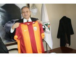 Almanya- Zonguldaklılar Derneği Başkanı Karakulak'tan Başkan Semerci'ye Ziyaret