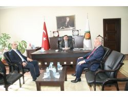 Ak Parti Milletvekili Aday Adayı Salih Demir'den Devrek Tso'ya Ziyaret