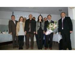 """Şenpazar'da """"Ceviz Ve Fındık Tarımı Paneli"""" Düzenlendi"""