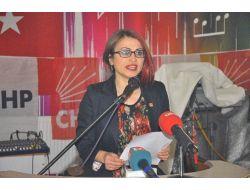 Chp'nin En Genç Ve İlk Kadın Aday Adayı Milletvekili Aday Adaylığını Açıkladı