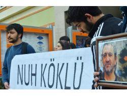 Kocaeli Üniversitesi İletişim Fakültesi Öğrencileri Nuh Köklü'yü Andı