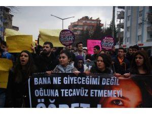 Gaziantepli öğrenciler Özge Can için yürüdü