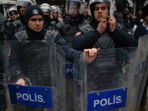 Gaziantep'te Öcalan'a özgürlük yürüyüşüne izin verilmedi