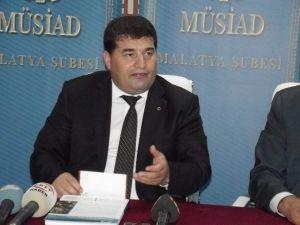 Müsiad'dan Arsa Fiyatı Eleştirisi