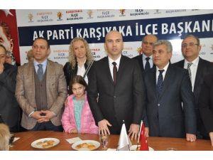 Avukat Bozkurt, Ak Parti'den Milletvekili Aday Adayı Oldu