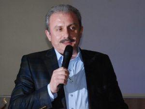 "Şentop: ""Bu Parti Çakma Cumhuriyet Halk Partisi"""