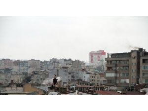 İlkadım Ve Tekkeköy'ün Havaları 'Toz'lu