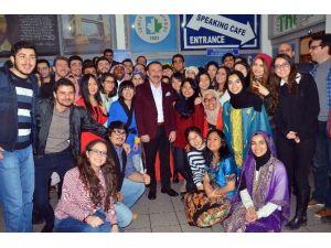 15 Ülkeden 50 Genç İzmit'te Buluştu
