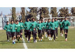 Akhisar Belediyespor Fenerbahçe'ye Hazır