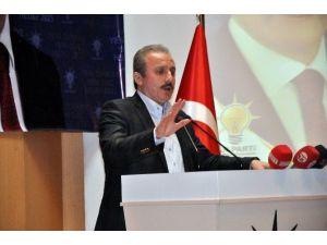 Ak Parti Genel Başkan Yardımcısı Mustafa Şentop: