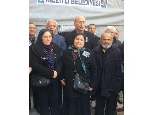 Gezi Olaylarında Evlatlarını Kaybeden Aileler Özgecan'ın Evinde