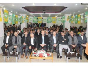 Hüda-par Mardin İl Başkanlığı 1. Olağan Kongresi Yapıldı