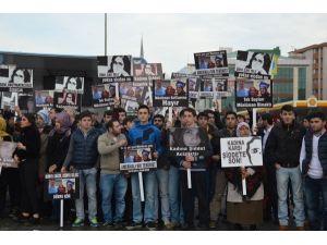 Çekmeköylüler Cinayet Ve Şiddet Olaylarını Protesto Etti