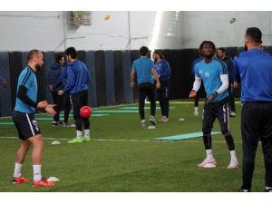 Suat Altın İnşaat Kayseri Erciyesspor'da, Galatasaray Maçı Hazırlıkları Başladı