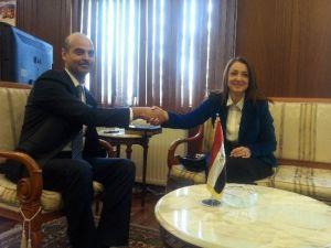 Mısır İle Türkiye Arasında Ticaret Anlaşmaları Yapılacak
