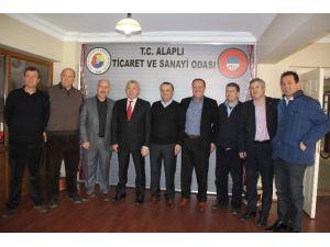 Ak Parti Zonguldak Milletvekili Aday Adayı Salih Demir'den Alaplı Tso'ya Ziyaret