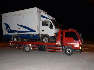 2 Yıldır Aradığı Kamyonetine Samsun'da Kavuştu