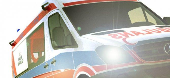 Samsun'da 5 Yaralı, 5 Gözaltı!