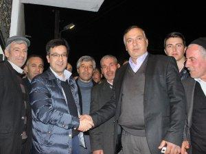 AK Partili Vekil Gürşan Samsun'da