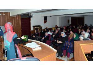 Kütahya'da 'Şifayı İçinde Ara' Konulu Konferans
