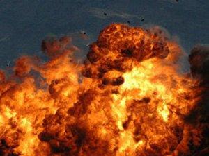 Sınırda Patlama: 2 Kişi Öldü, 8 Kişi Yaralandı