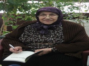 85 Yaşında Kitap Çıkarttı