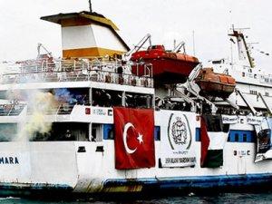 İsrail'den 'Mavi Marmara' Teklifi