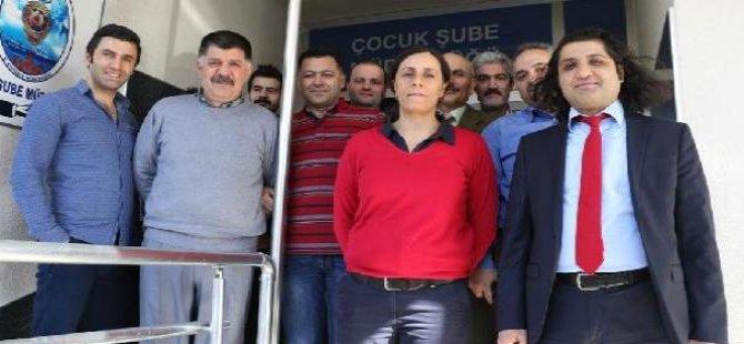 Amaçları Samsun'da Çocukları Suçtan Korumak