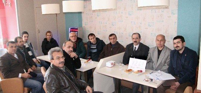 Samsun AK Parti Sandığa Sahip Çıkıyor