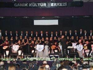 Canik'ten Kadınlara Farklı Kutlama