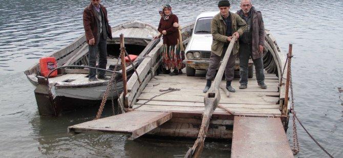 Samsun'da Bu Tehlikeli Yolculuk Sona Erecek