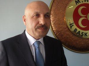 Ayhan Acar, MHP'den Aday Adayı