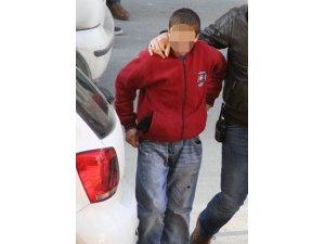 15 Yaşındaki Çocuğun Büfe Hırsızlığı