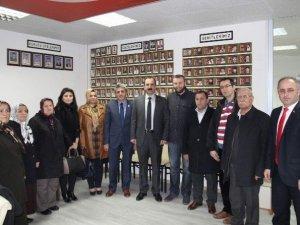 Samsun AK Parti'den Gazilere Ziyaret