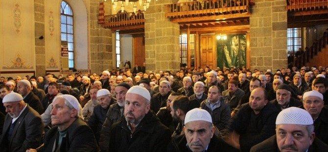 Samsun'da Şehitler Sabah Namazında Anıldı
