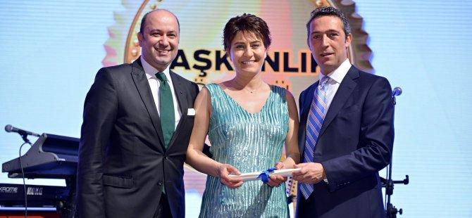 Chairman's Award'ı Ali Koç'tan Aldılar