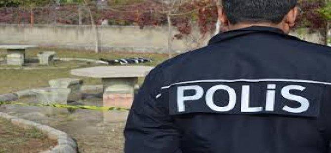 Samsun'da Parkta Ceset Bulundu