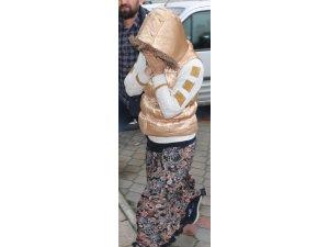 Ev Sahibine Yakalanan Hırsızlık Şüphelisi Tutuklandı