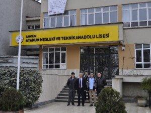 Meslek Lisesine Erasmus Desteği