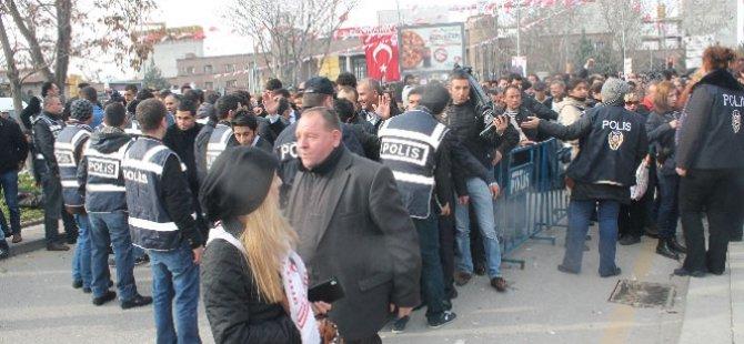 MHP'de Önemli Gün Coşkuyla Başladı