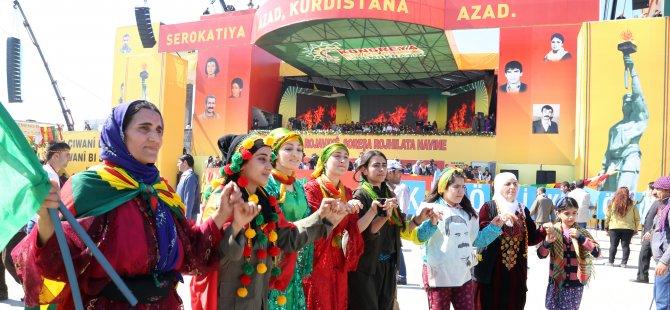 İşte Öcalan'ın Nevruz Mesajı