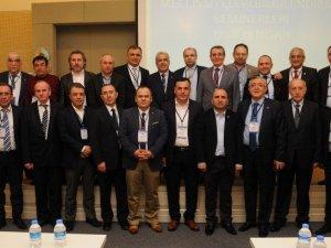Samsun Tso Meclis Üyeleri Eğitim Seminerine Katıldı