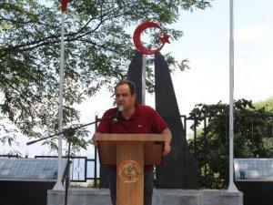 Giresun'da Şehitlik Anıtı Ziyarete Açıldı