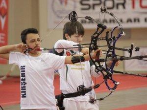 Salon Okçuluk Türkiye Şampiyonası Sona Erdi